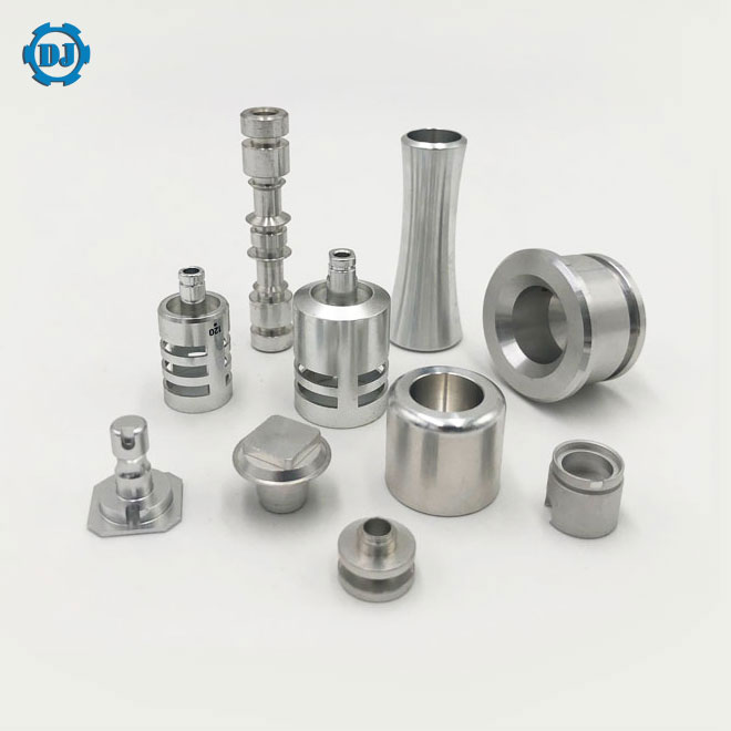 Aluminium CNC Turned Parts